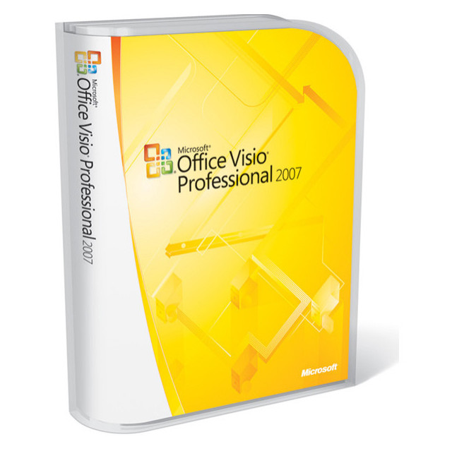 Microsoft Office Visio Professional 2007 key