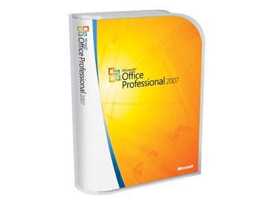 Microsoft Office Professional 2007 key